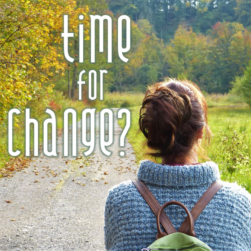 time for change - Suchtfrei!